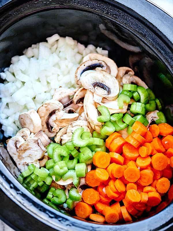 Crockpot Chicken Wild Rice Soup - An Easy, Healthy Recipe