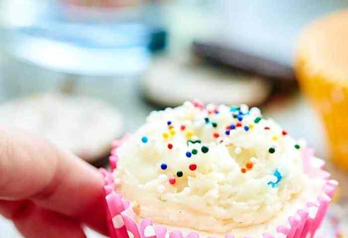 Funfetti Cheesecake No Bake Cheesecakes W Oreo Crust