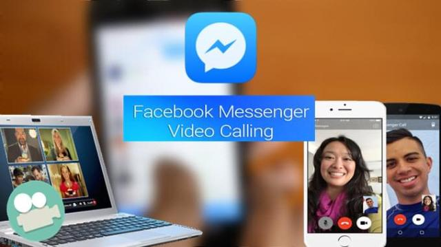facebook video calls recording Facebook messenger introduced a new feature of group video call upto 50 members