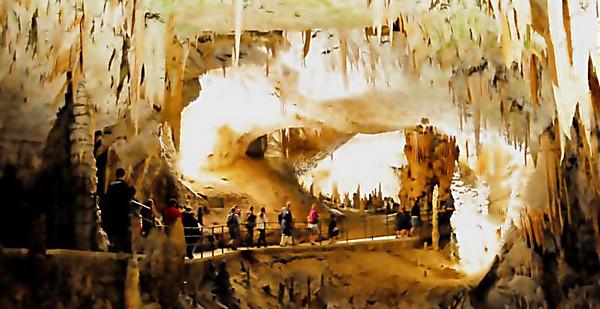 Postojnska Jama Cave