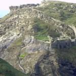 Tintagel Castle UK