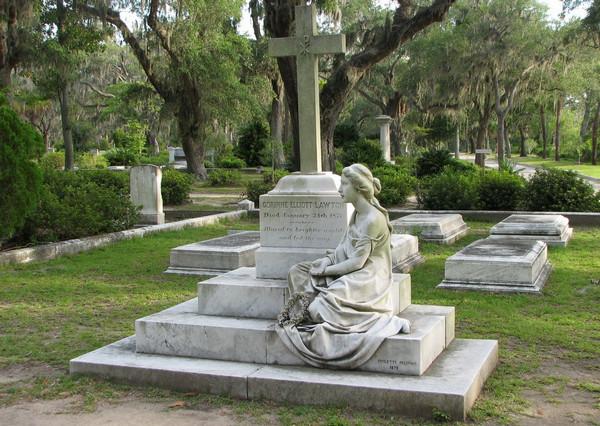 corinne elliott lawton tomb