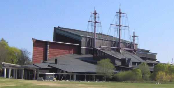 Vasa Museet Building