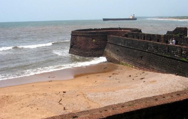 Fort Aguada India