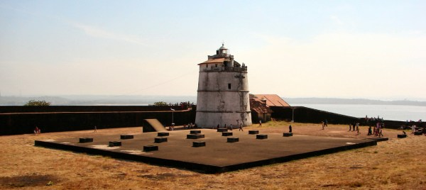 Fort Aguada Lighthouse