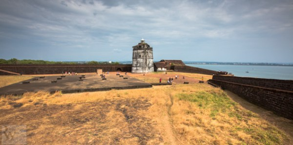 Fort Aguada View