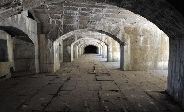 Fort Totten Basement