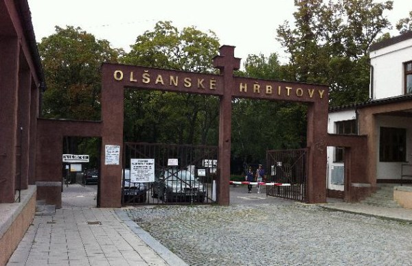 Olsanske Hrbitovy