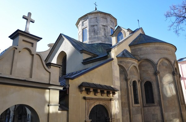 armenian church lviv