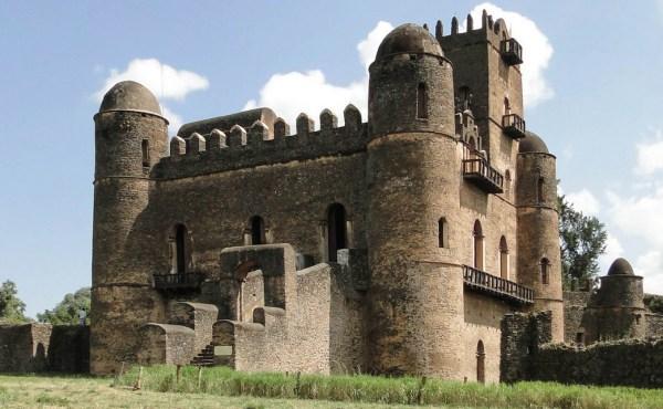 Fasil Ghebbi Castle