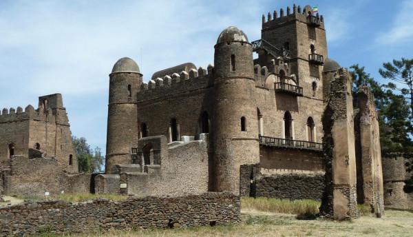 Fasil Ghebbi Ethiopia