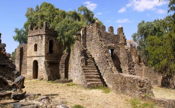 Fasil Ghebbi Ruins