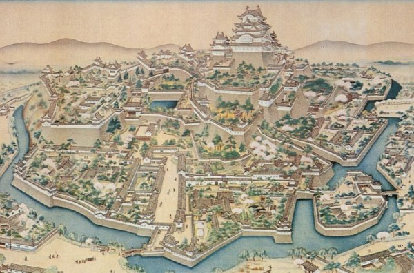 Himeji-jo Plan