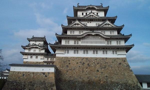 Himeji-jo Towers
