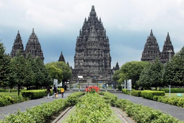 Prambanan Java Indonesia
