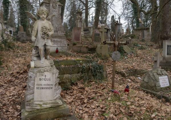 могила на лычаковском кладбище