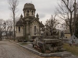 склеп на лычаковском кладбище