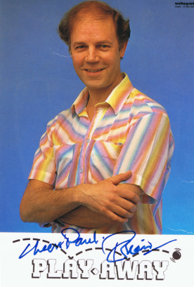 PICTURED: Brian Cant. SUPPLIED BY: Paul R. Jackson. COPYRIGHT: BBC.