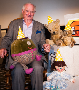 PICTURED: Johnny Ball. SUPPLIED BY: Paul R. Jackson. COPYRIGHT: Paul R. Jackson.