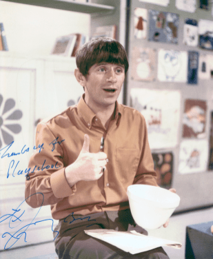 PICTURED: Johnny Ball (1968, Play School). SUPPLIED BY: Paul R. Jackson. COPYRIGHT: BBC.