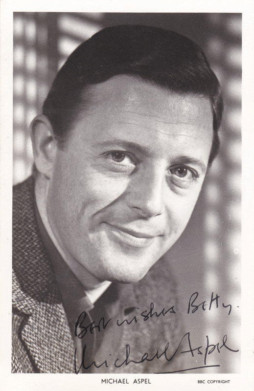 PICTURED: Michael Aspel (1960s). SUPPLIED BY: Paul R. Jackson. COPYRIGHT: BBC.