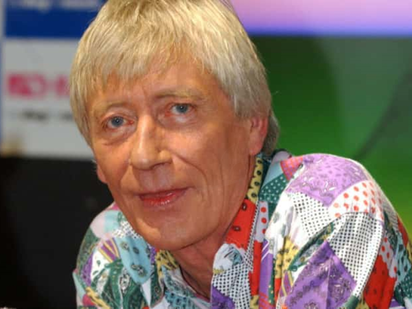 PICTURED: Geoffrey Hayes.