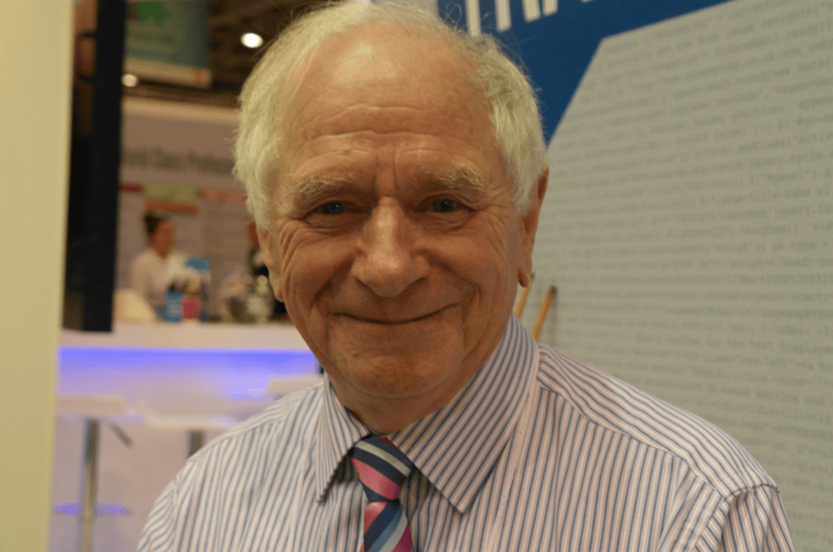 PICTURED: Johnny Ball.
