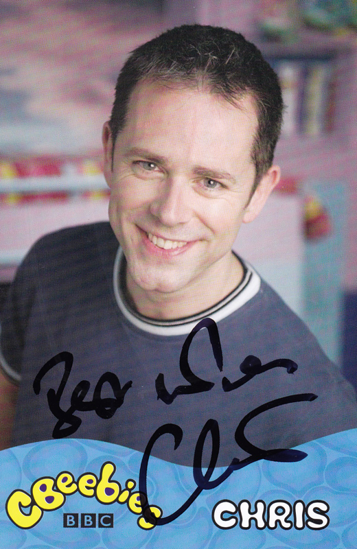 PICTURED: Chris Jarvis.