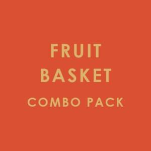 Fruit Basket Combo Pack