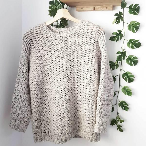 Ekam sweater pattern