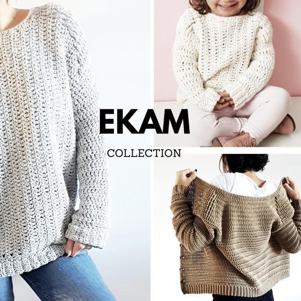 Ekam collection showroomcrochet