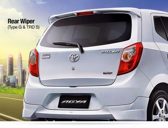 Toyota agya trd s 2020 (rianto prasetyo). Toyota Agya TRD S AT - Harga - Spesifikasi - Review April 2021