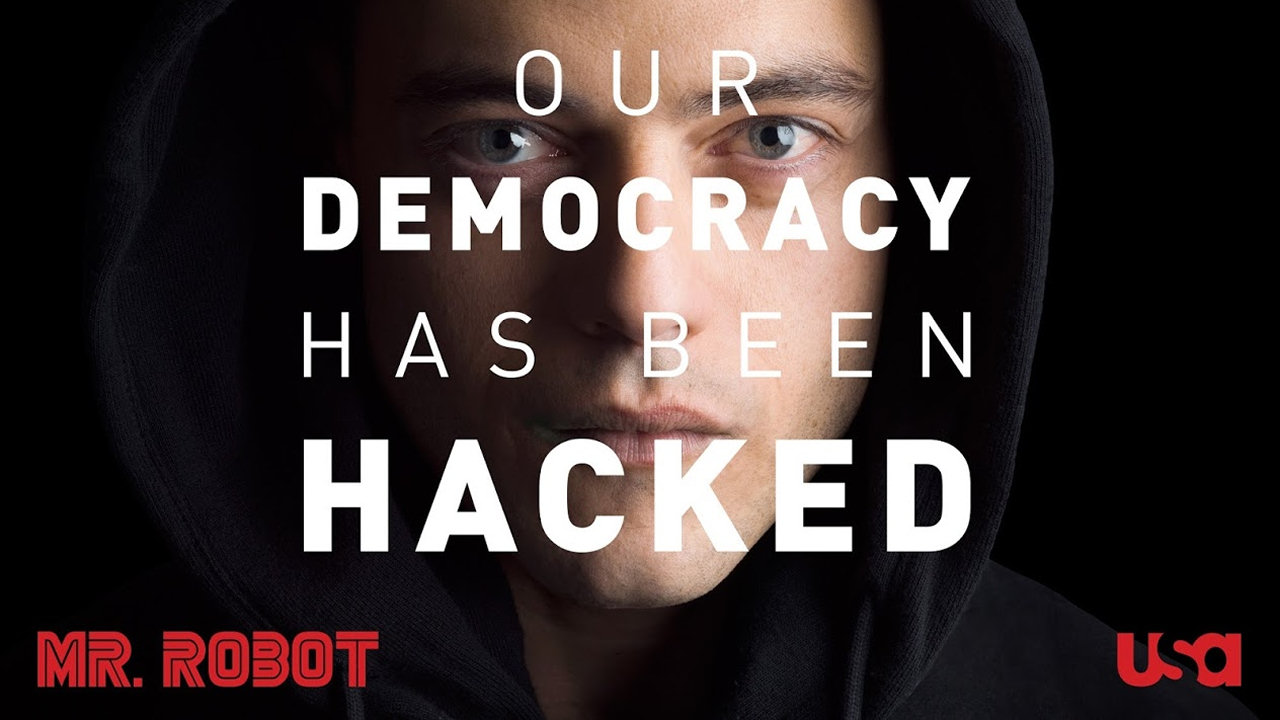 Mr. Robot 4x1 - 401 Unauthorized