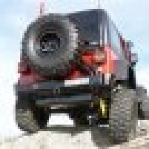 ARB Rear Bar 900Kg Jeep Tj