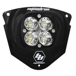 KTM Headlight Kit AC 05-07 Black Squadron Sport Baja Designs