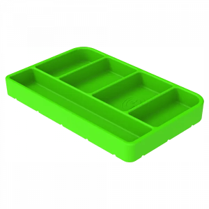 Tool Tray Silicone Small Color Lime Green S&B