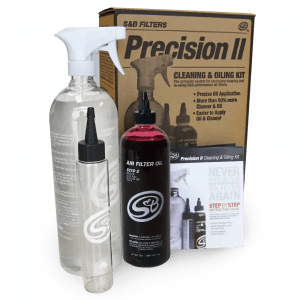 Cleaning Kit For Precision II Cleaning and Oil Kit Red Oil Oiled S&B