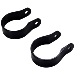 Particle Separator 2.50 Inch Strap Kit For 17-19 Can AM X3 Lower Bar S&B