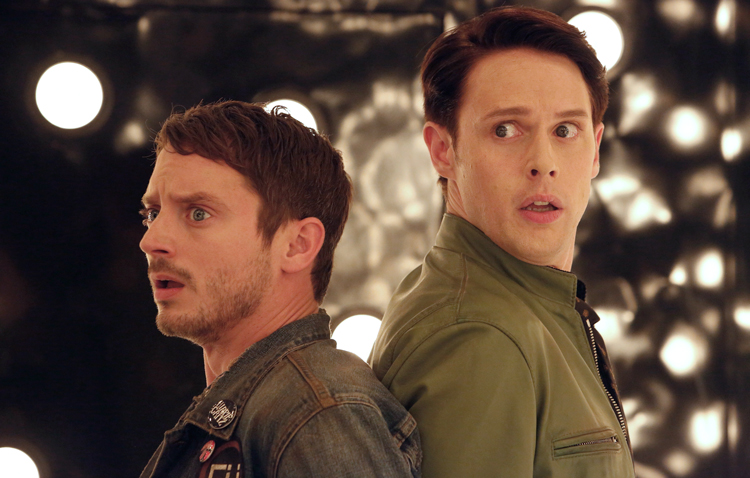 Dirk Gently's Holistic Detective Agency S01E01-04   Shows