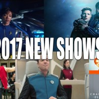 Fall 2017 Pilots | Star Trek Discovery, The Orville, The Mayor and Ghosted