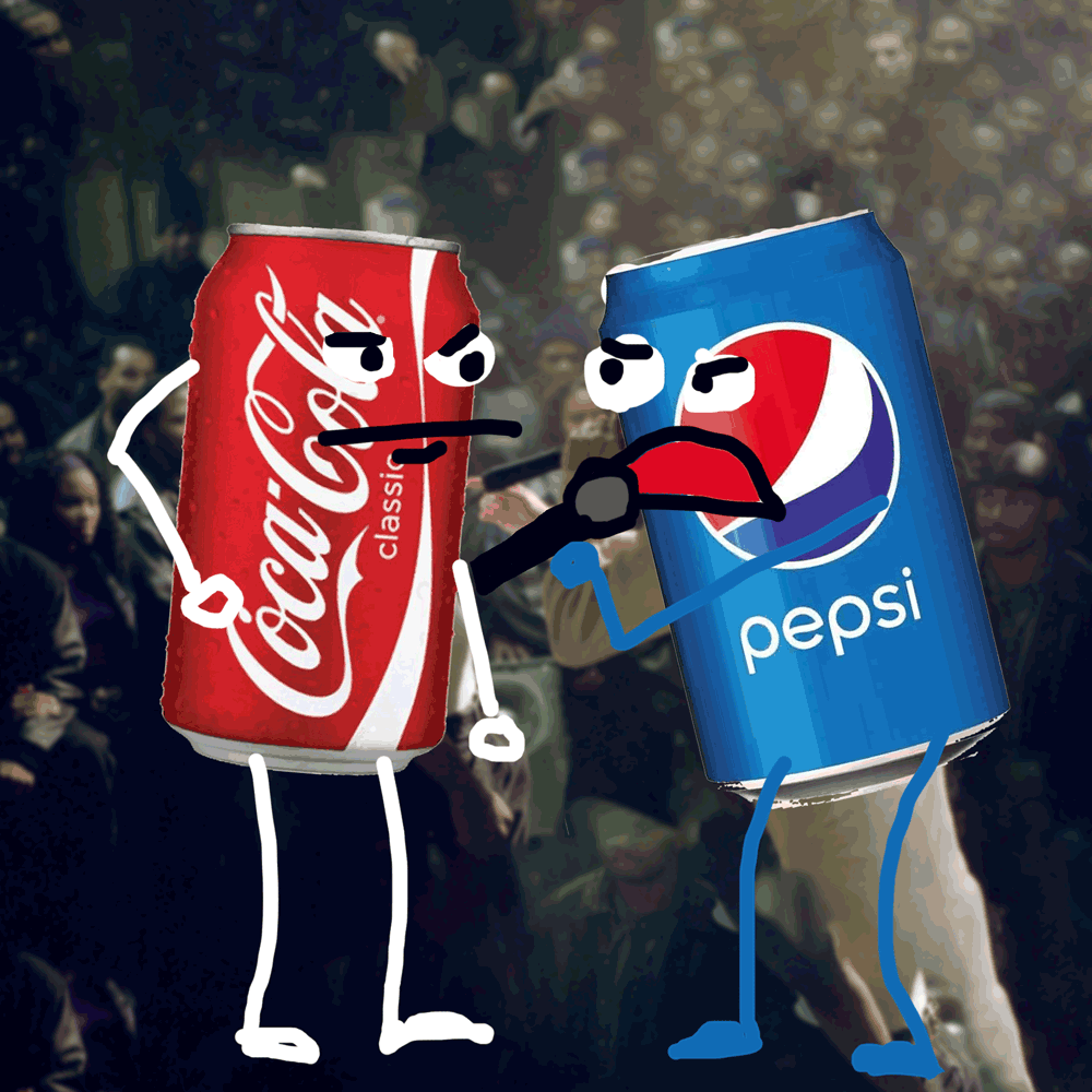 Coke VS Pepsi Rap Battle