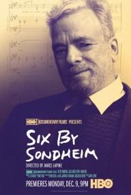 Six By Sondheim - HBO