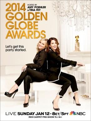 The 71st Annual Golden Globe Awards - NBC