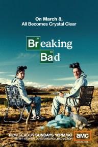 """Poster de la série """"Breaking Bad"""""""