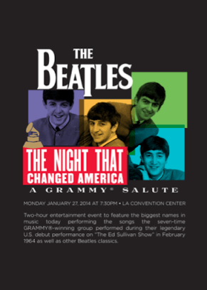 The Beatles: The Night That Changed America - CBS