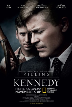 Killing Kennedy - National Geographic