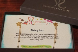 Rising Star in gift box