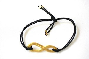 Jewelry made from recycled brass, silver-plated brass, and gold-plated brass