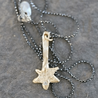poof magic wand necklace