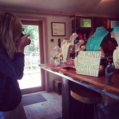 Jen is having fun and getting creative in a photo shoot today! We can't wait to share the new pics on www.showthelove.com/all-jewelry! #showthelovejewelry #photoshoot #creative